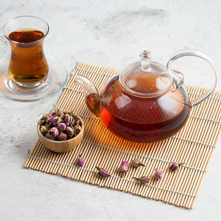 Benefits of Rose Tea for Health