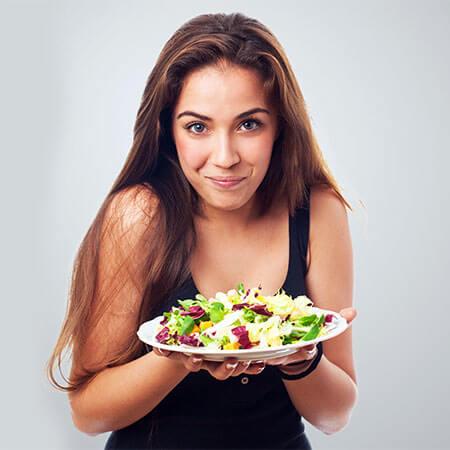 Vegetarian Diet for Weight Loss